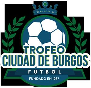 Trofeo Ciudad de Burgos · Desde 1987 al servicio del fútbol para todos.